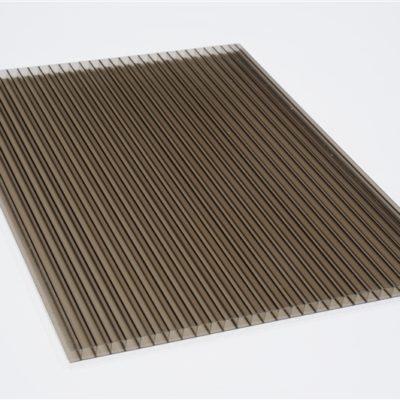 Polykarbonátová platňa LEXAN komorová 10 mm hnedá UV
